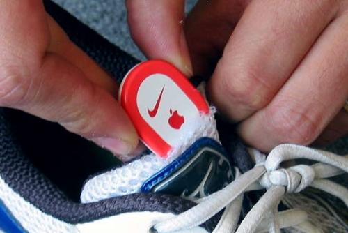 Чип и кроссовки Nike+