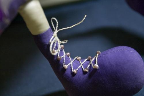 Правильная шнуровка - залог здоровья ваших ног