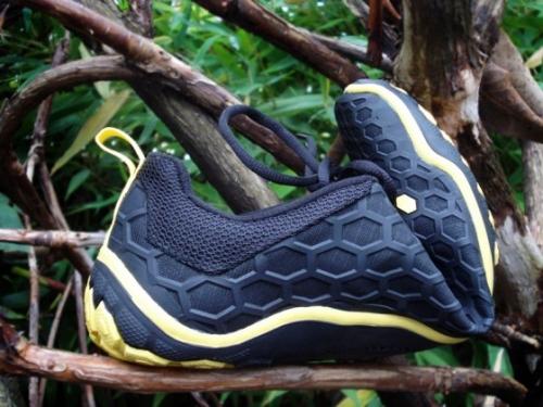 Потрясающая гибкость кроссовок Terra Plana Evo II