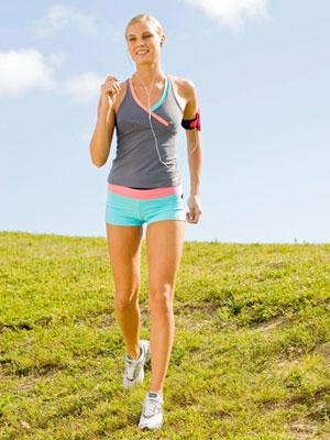 Польза бега, моральная и физическая