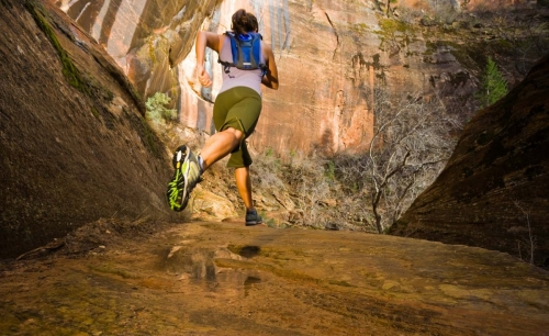 Trail running (трейл раннинг)