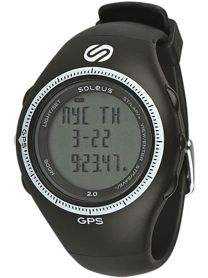 Спортивные часы Soleus GPS 2.0 и 3.0