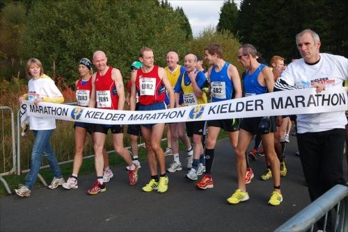 Cпортивные состязания Salomon trail running