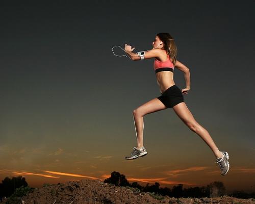 Тренировка спринтеров