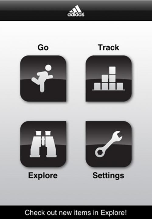 Программа miCoach для iPhone
