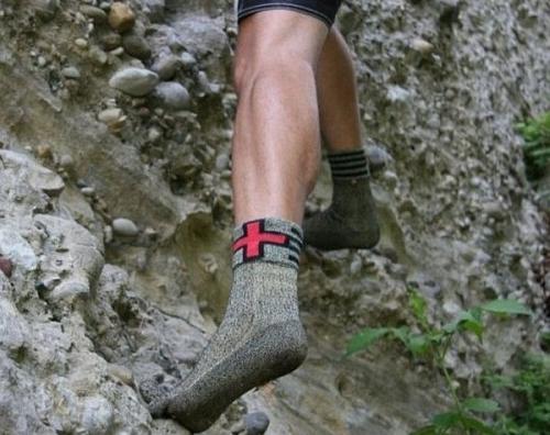 Swiss Protection Socks – защитные носки для спорта и отдыха!