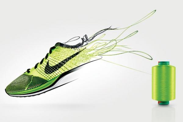 Изменит ли новая технология FlyKnit облик Nike?