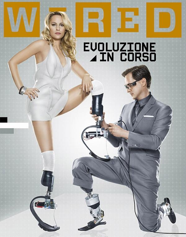 Эйми Маллинз на обложке журнала