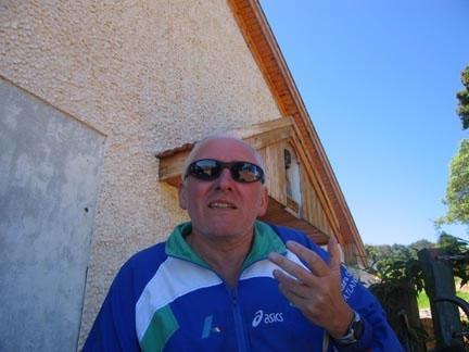 Главный тренер по марафонскому бегу Федерации Легкой Атлетики Италии – Ренато Канова