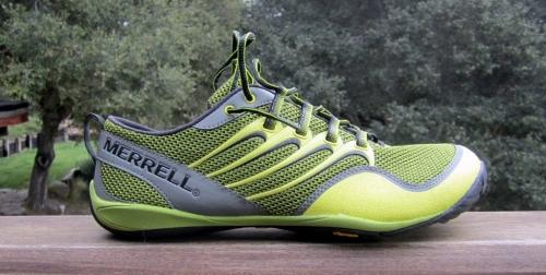 Кроссовки Merrell Trail Glove