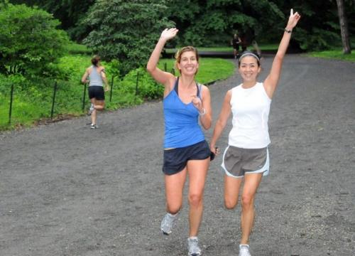бег для похудения программа тренировок для девушек