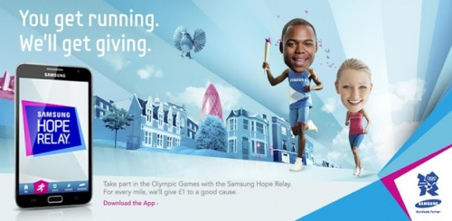 Samsung Hope Relay