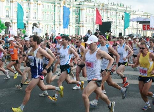 "Международный марафон ""Белые ночи"""