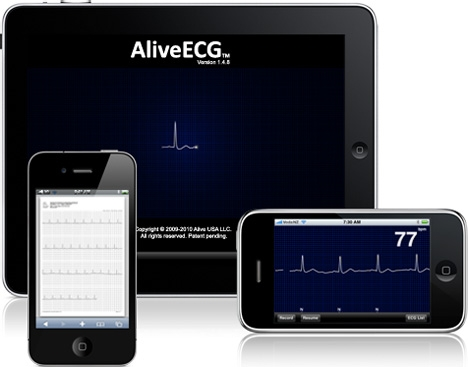 iPhonECG от AliveCor
