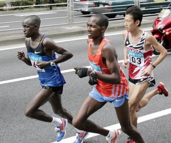 Формула успеха кенийских бегунов