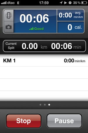 RunKeeper: А сколько мы уже пробежали?