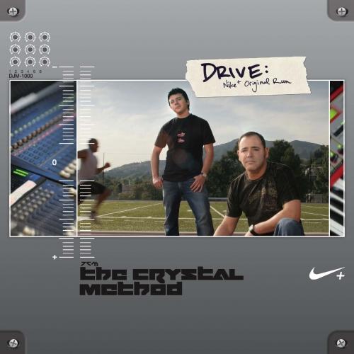 Drive: Nike+ Original Run - Совместная работа группы Crystal Methods и компании Nike