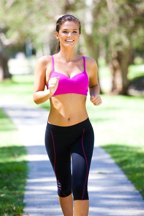 Механика бега – естественный способ оздоровления