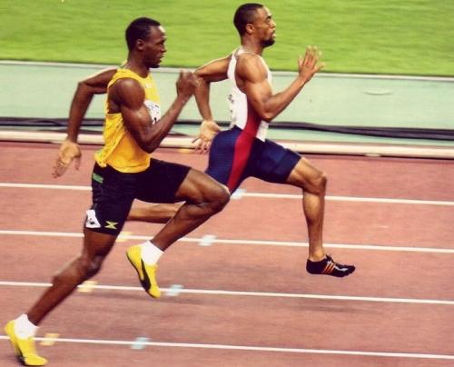 Особенности техники бега на короткие дистанции