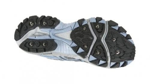 Шипованные зимние ботинки