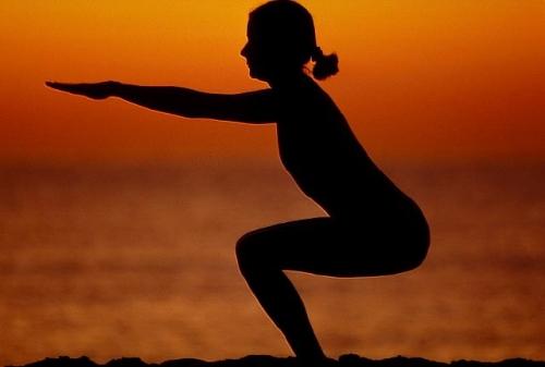 Йога для марафонцев