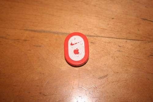 Замена батарейки в Nike+