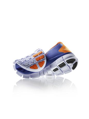 Фиолетовые Nike Free Run 5