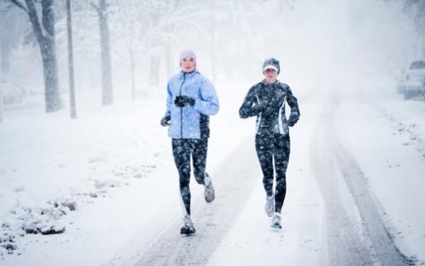 Как бегать в холодную погоду