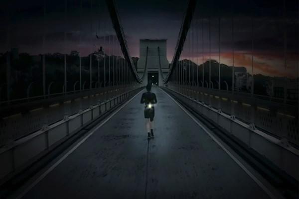 Вечный фонарь Million Mile Light для бегунов