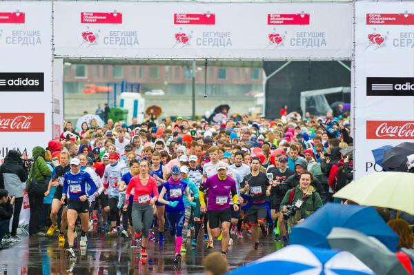 В Москве вновь пройдет благотворительный забег «Adidas Бегущие сердца»